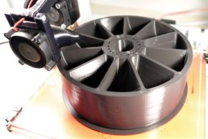 3D Printing capability established - WD Power